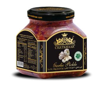 Garlic Pickle 300 Gm