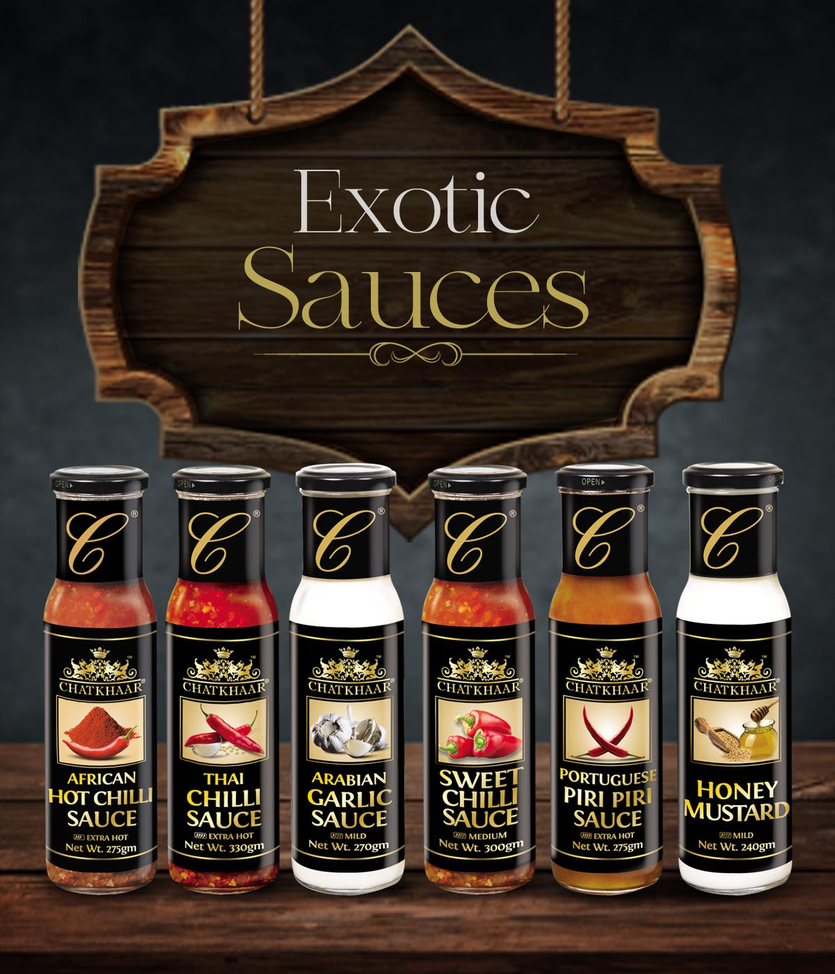 Sauces Products