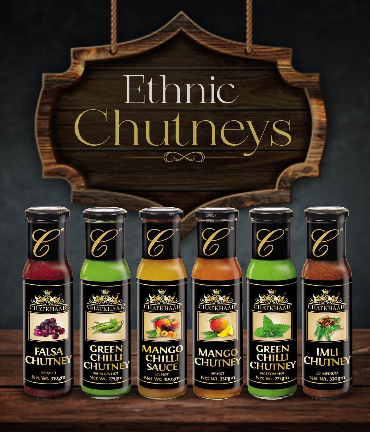 ethnic chutneys