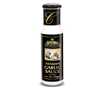Arabian Garlic Sauce